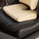 Pleasure Pedic Memory Foam Seat Cushion, One Size
