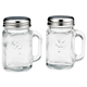 Mason Jar Salt & Pepper Shakers, One Size