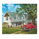 Americana Farmhouse Jigsaw Puzzle - 1000 Pieces, One Size