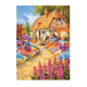 English Cottage & Garden Jigsaw Puzzle - 750 Pieces, One Size