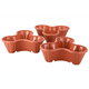 Stackable Planters, Set of 3, One Size