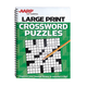 AARP Large Print Crossword Puzzles, One Size