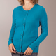 Front Button Cardigan, One Size