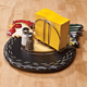 Rooster Lazy Susan, One Size