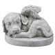 Resin Dog Memorial, One Size