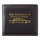 Auto Registration and Insurance Holder, One Size