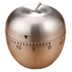 Stainless Steel Apple Timer, One Size