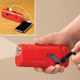 LivingSURE Emergency Flashlight Radio, One Size
