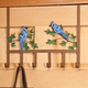 Blue Jay Over-the-Door Hooks, One Size