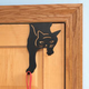 Over the Door Cat Hook, One Size