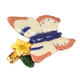 Butterfly Paperweight, One Size, Multicolor
