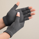 Bamboo Charcoal Gloves, 1 Pair, One Size