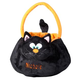 Personalized Black Cat Trick or Treat Bag, One Size