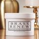 Brass Renew, One Size