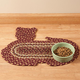 Cat Shaped Braided Rug, One Size