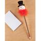 Snowman Pen, One Size