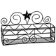 Barn Star Storage Basket, Medium, One Size