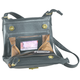 2-in-1 Practical Style Crossbody Bag, One Size