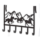 Horse Over the Door Hooks, One Size