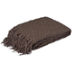 The PomPom Yarn Throw by OakRidge Comforts, One Size