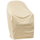 Beige Chair Cover, One Size