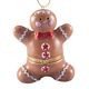 Gingerbread Man Trinket Box Ornament, One Size