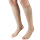 Stirrup Compression Stockings with Gel, 15-20 mmHg, One Size
