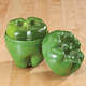 Green Pepper Keeper, One Size