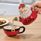 Personalized Santa Teapot for One, One Size