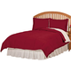 Sherpa Lined Alternative Down Comforter with Shams, One Size