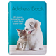 Kitty & Puppy Address Book, One Size