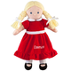 Personalized Big Sister Birthstone Doll, One Size
