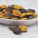 Dark Chocolate Fall Nonpareils, One Size