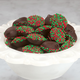 Asher's Dark Chocolate Christmas Nonpareils, One Size
