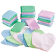 Sponge and Cleaning Mitt Set, 24 Pc., One Size