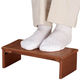 Folding Footrest by OakRidge Accents, One Size