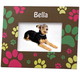 Personalized Paw Print Frame, One Size
