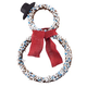 Snowman Grapevine Wreath, One Size