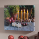 Glowing Gallery LED Canvas, One Size