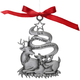 Very Dear Great Grandchild Pewter Ornament, One Size