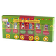 Train Cocoas of Christmas (6 packets), One Size