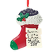 Personalized Santa I Can Explain Ornament, One Size