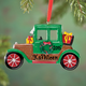 Personalized Antique Car Ornament, One Size