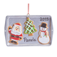 Personalized Cookie Sheet Ornament, One Size