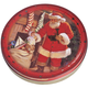 Classic Christmas Tin with Danish Butter cookies, 7 oz., One Size