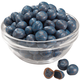 Milk Chocolate Blueberries, One Size