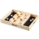 Double Shut the Box Game, One Size