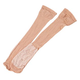 Dry Feet Cotton Sole Knee Highs, 3 Pair, One Size