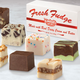Fudge of the Month Club Personalized 12 Months, One Size