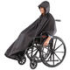 Wheelchair Rain Poncho, One Size